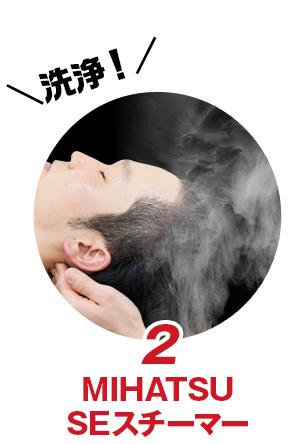 2.MIHATSU SEスチーマー