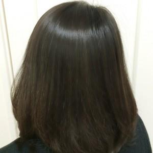 マネージャー髪